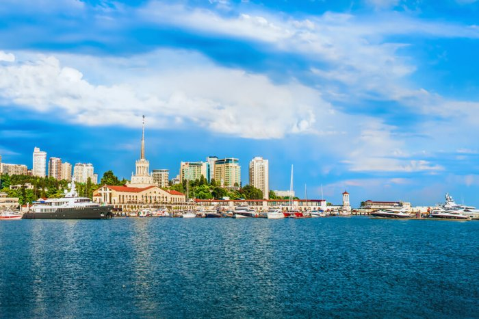 סוצ'י והריביירה הרוסית – אל רוסיה הבלתי מוכרת