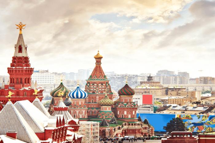 מוסקבה וטבעת הזהב