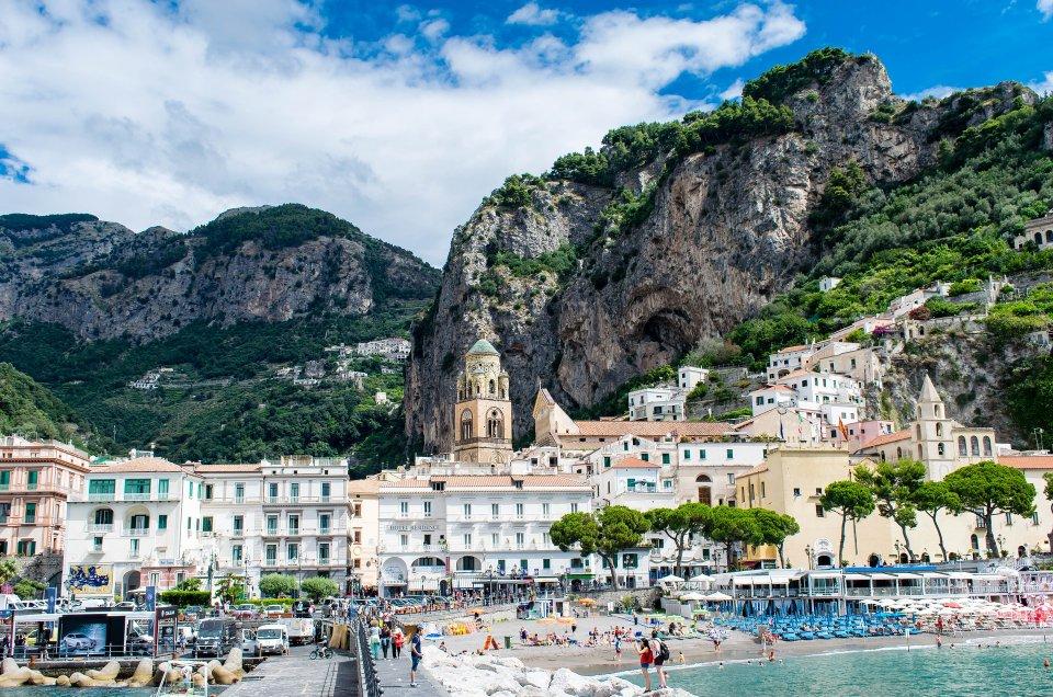 סורנטו – חופשת פסח באיטליה