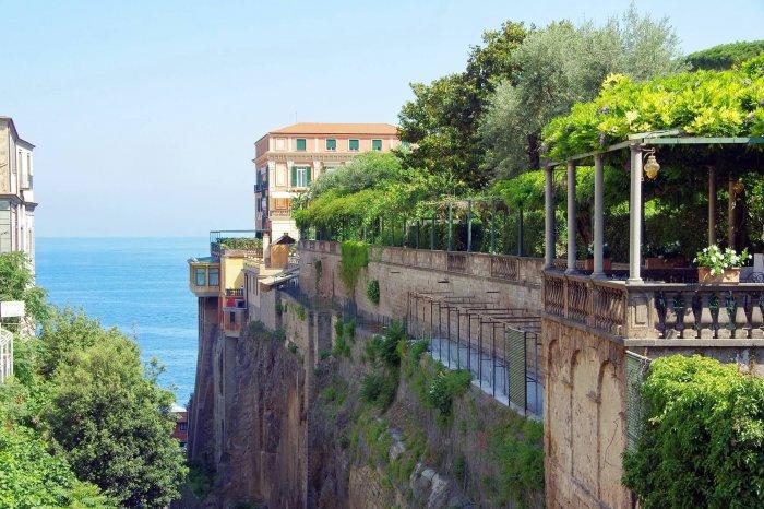 סורנטו – חופשת הפסח האיטלקית