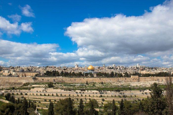 סוף שבוע חוויתי בירושלים